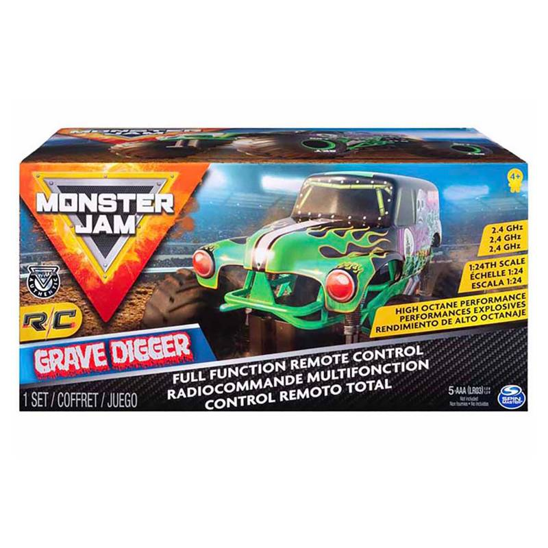 Monster Jam - Auto Grave Digger