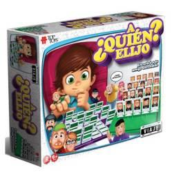 Topp Toys - Juegos de mesa ¿A quién elijo?