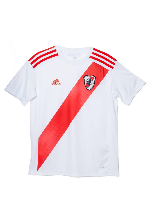 Posteridad azufre Darse prisa  Adidas Camiseta River Plate titular 7 a 15 - Falabella.com