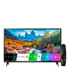 "LG - Smart TV 4k UltraHD 43"" 43UM7360"