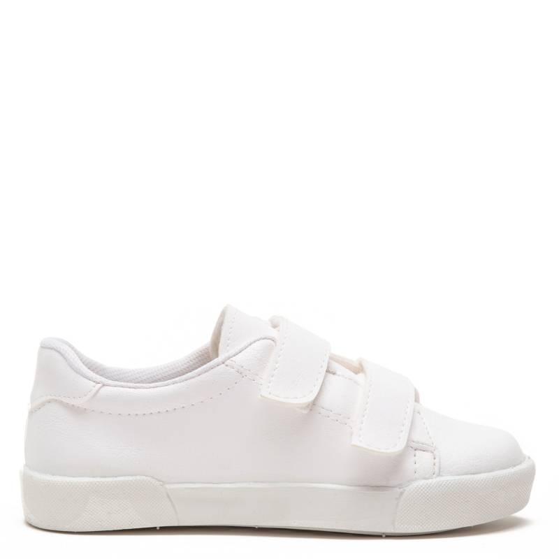 Yamp - Zapatillas doble velcro unisex 24 a 29