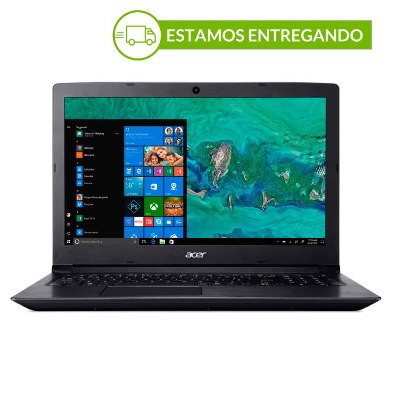 Acer - Notebook AMD RYZEN R3 A315-41 4GB