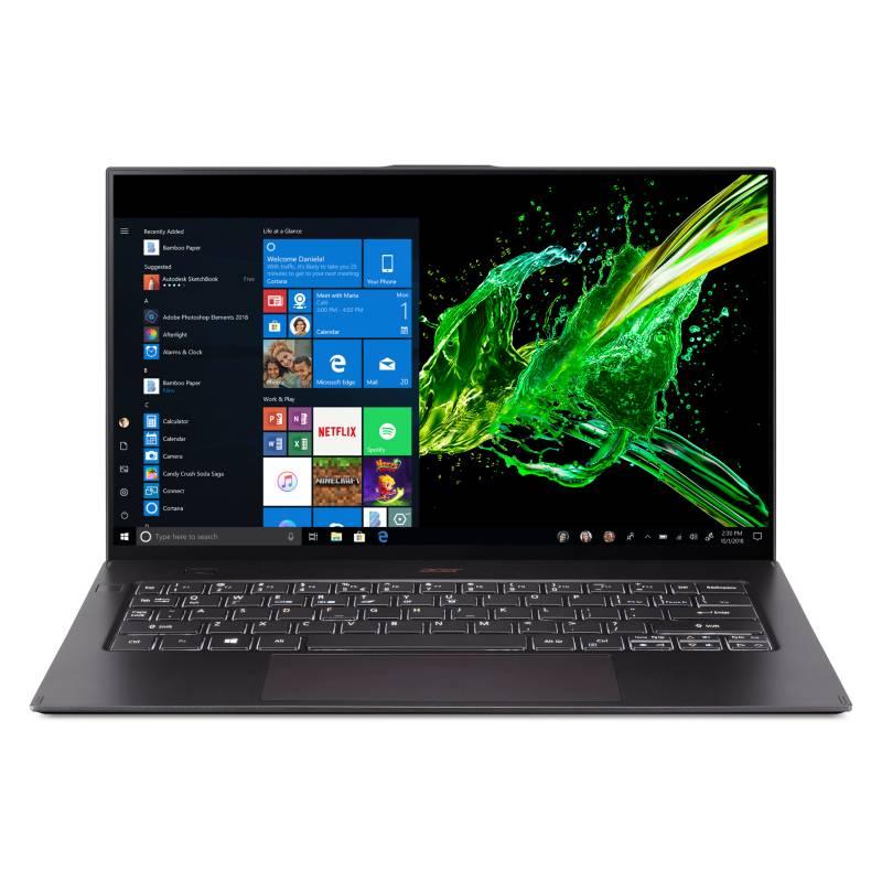 Acer - Notebook Ci7 8500Y i7 SF714-52T-704W 16GB