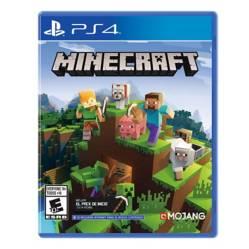 Sony - Video juego Minecraft Bedrock PS4