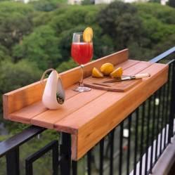 Barra para balcón 2go