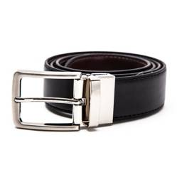 Christian Lacroix - Cinturón reversible de vestir