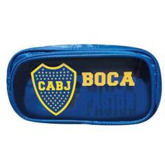 Boca - Cartuchera con bolsillo
