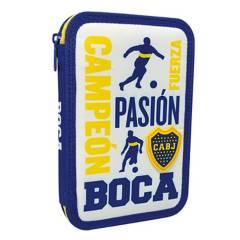 Boca - Cartuchera 1 Piso