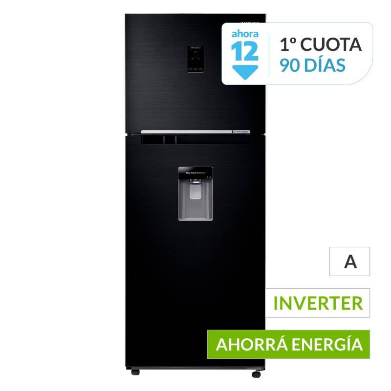 Samsung - Heladera No Frost RT38K5932BS Twin Cooling Plus 382lt