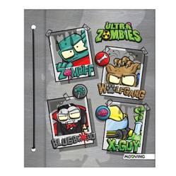 Carpeta Ultra zombies