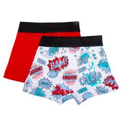 Yamp - Pack por 2 boxer estampados 2 a 8
