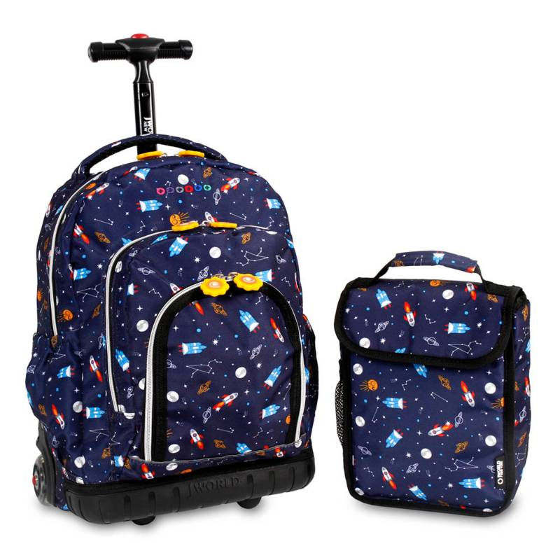 JWorld - Mochila Lollipop Spaceship