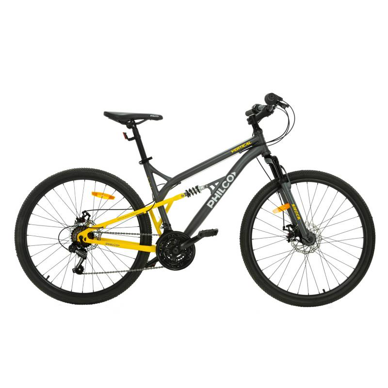 Philco - Bicicleta Mountain Bike vertical R26