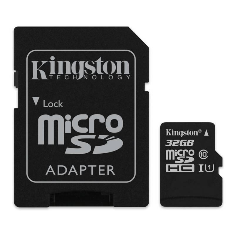 Kingston - Memoria micro SD 32GB 412126