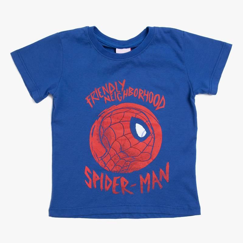 Spider-man - Remera estampada Spider-Man 2 a 8