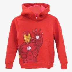 Avengers - Buzo con capucha superhéroes 2 a 8