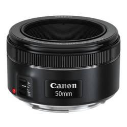 Canon - Lente fEF-50 1.8 STM