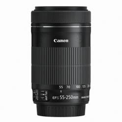 Canon - Lente EF-S 55-250MM f/4-5.6 IS STM