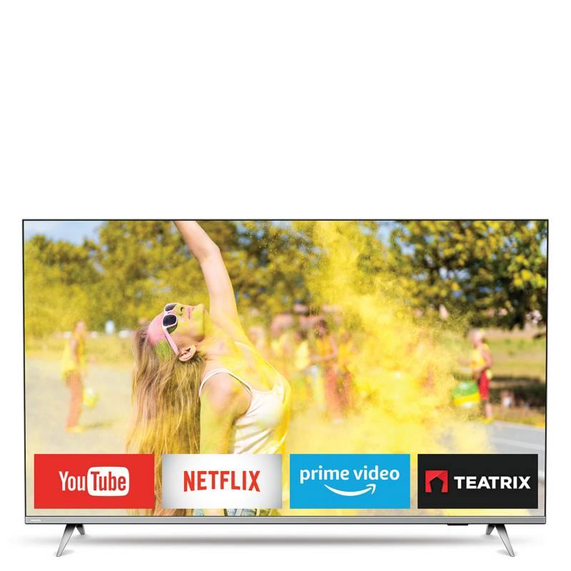 "Philips - Smart TV 58"" 58PUD6654/77 4K Ultra HD"