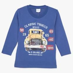 Remera classic trucks 2 a 8
