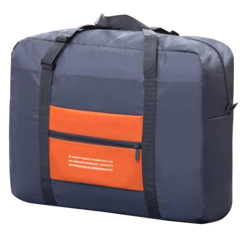 Gorsh - Bolso plegable de viaje con bolsillo