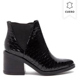 Basement - Botas Croco