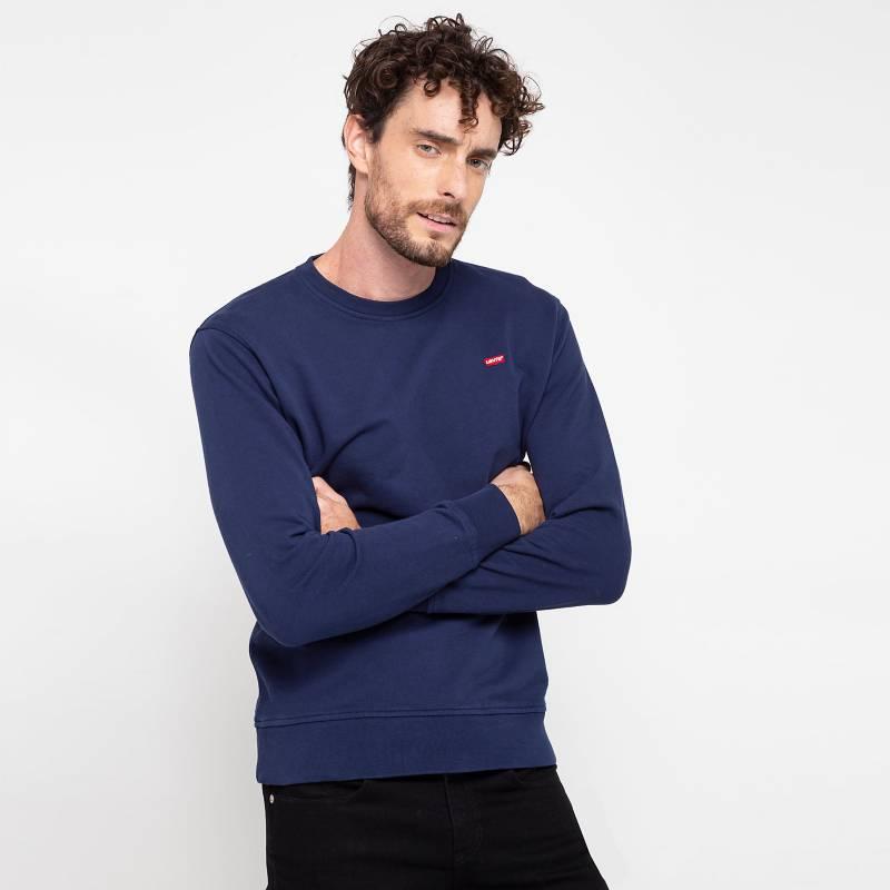 Levi's - Buzo Graphic Crew Sweatshirt