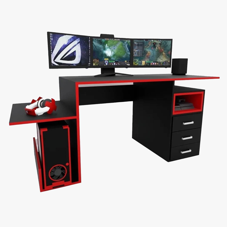 La Font Escritorio Gamer Sorbo Falabella Com Aplicación multiplataforma para compartir el escritorio. escritorio gamer sorbo