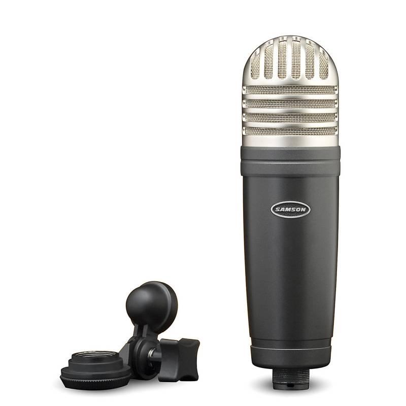 Samson - Micrófono condenser USB MTR