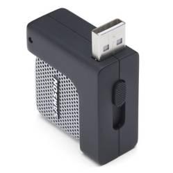 Samson - Micrófono condenser USB gomic