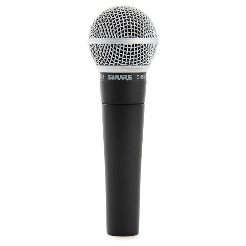 Shure - Micrófono SM58-LC