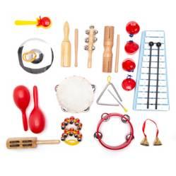 Knight - Set percusión 14 instrumentos