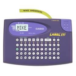 Casio - Calculadora rotuladora KL-60