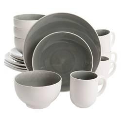 Juego de vajilla cerámica Serenity 16 piezas