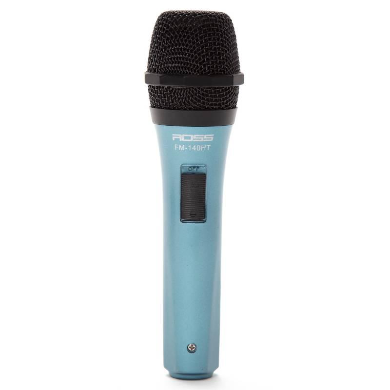 Ross - Micrófono FM-140-HT
