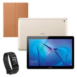 """Huawei - Tablet M5L 10"""" con funda + fitband"""