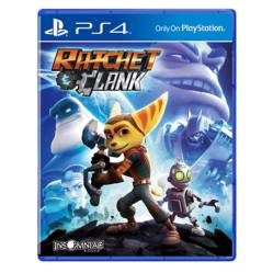 Sony - Video juego Ratchet and Clank PS4
