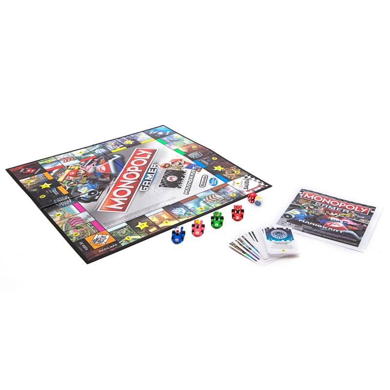 Hasbro - Monopoly Mario Kart