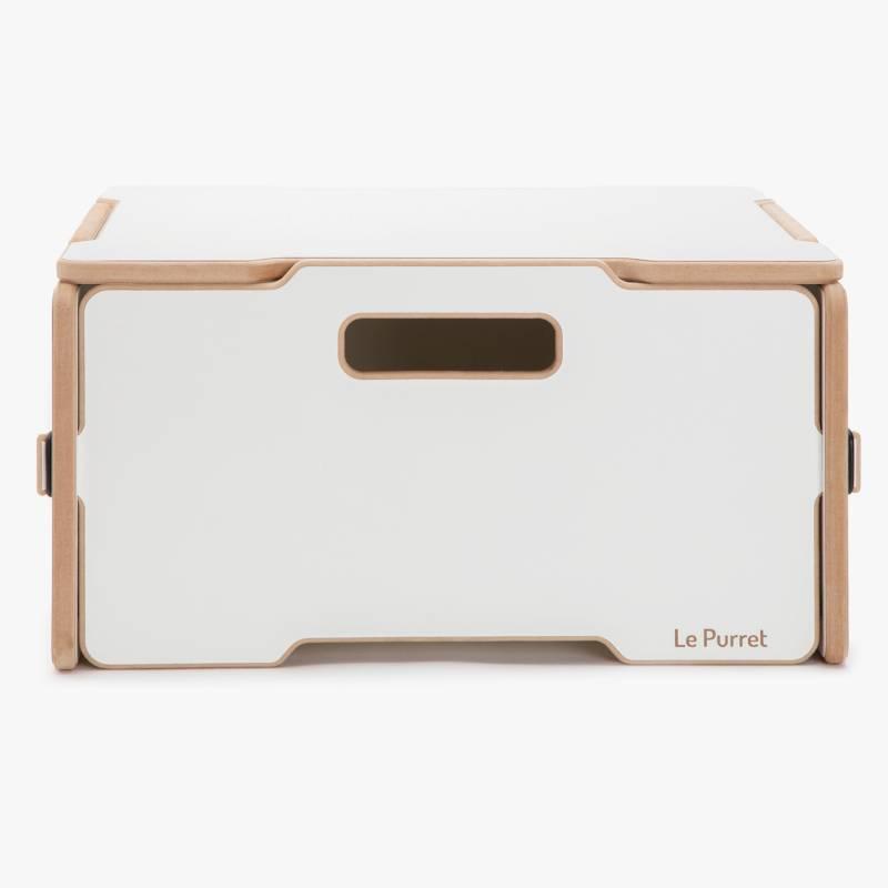 Le Purret - Caja de guardado apilable mediana