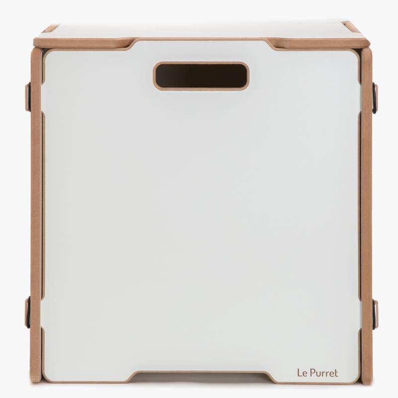 Le Purret - Caja de guardado apilable grande