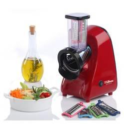 Liliana - Rallador eléctrico Eye Salad ASM100
