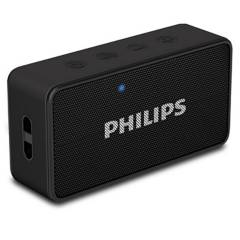 Philips - Parlante bluetooth BT60BK/94