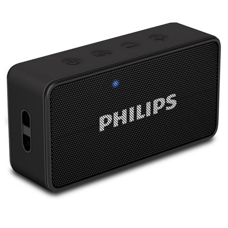 Philips - Parlante bluetooth BT60BK/94