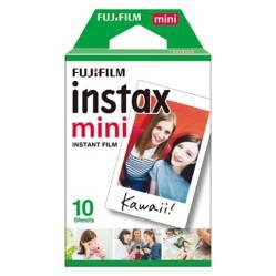 Fujifilm - Instax mini instant film por 10