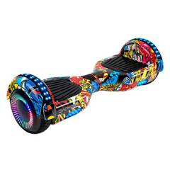 Gadnic - Hoverboard LED Bluetooth + bolso