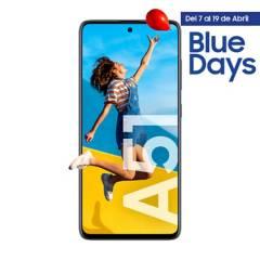 Samsung - Celular libre A51 Negro 128GB 4GB RAM