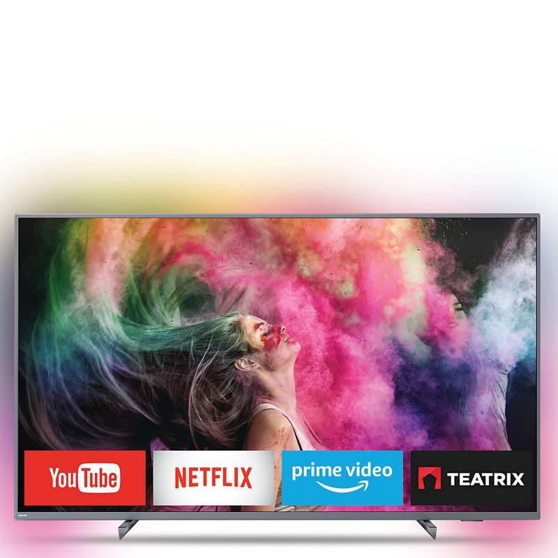 """Philips - Smart TV LED 65"""" 65PUD6794/77 4K Ultra HD"""