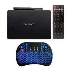 Kit Tv Box TX-800 16GB + Teclado