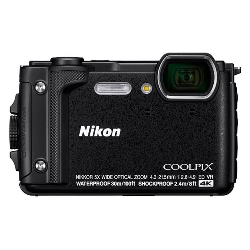 Nikon - Cámara Coolpix W300
