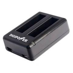 Re-fuel - Cargador doble GoPro Hero4 RF-100GP4